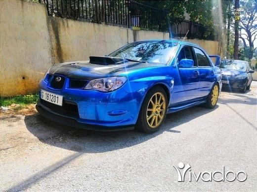 Subaru in Mtaileb - Subaru STI