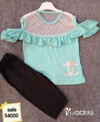 Clothes, Footwear & Accessories in Aley - طقم بناتي