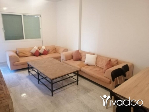 Apartments in Achrafieh - L08096 - Furnished 2-Bedroom Apartment for Rent in Achrafieh Near Lycee - Cash!