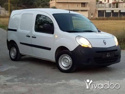 Renault in Akkar el-Atika - كونغو موديل ٢٠١٢