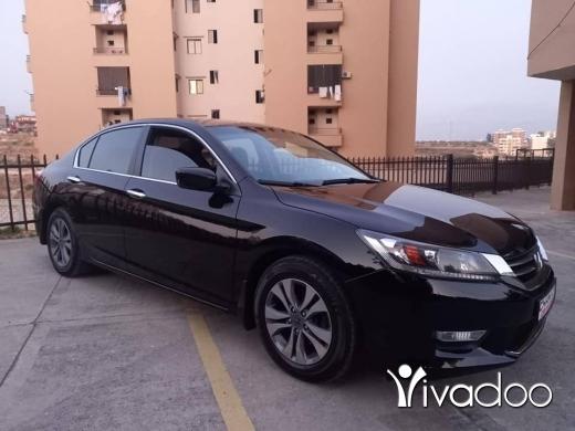 Honda in Tripoli - HONDA ACOORD