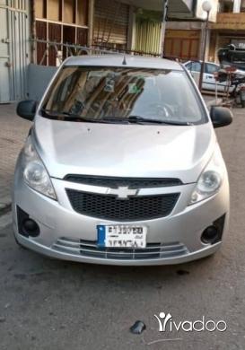 Chevrolet in Tripoli - Chevrolet spark 2012