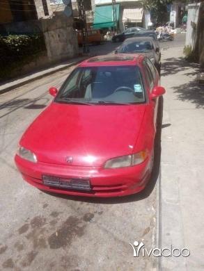 Honda in Tripoli - هوندا سفيك