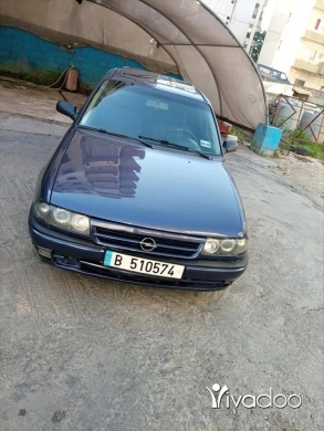 Opel in Tripoli - opel astra GSI