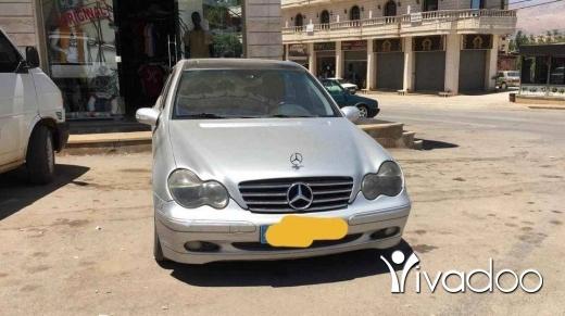 Mercedes-Benz in Baalback - Mercedes C320 2001