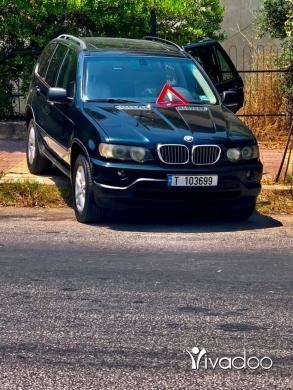 BMW in Tripoli - bmw X5 (2003)