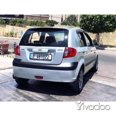 Hyundai in Beirut City -  hyundai Gets model 2009