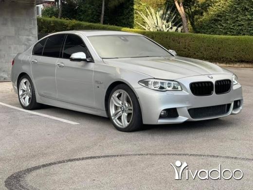 BMW in Zouk Mikaël - BMW 550M 2016