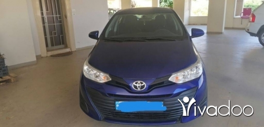Toyota in Zahleh - Toyota Yaris 2018 Navy Blue no accidents like new