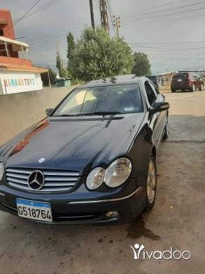 Mercedes-Benz in Zgharta - Clk 320 model 2004
