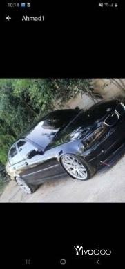 BMW in Tripoli - E46 SMG 2004