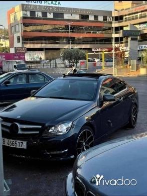 Mercedes-Benz in Beirut City - Mercedes c 180 2015