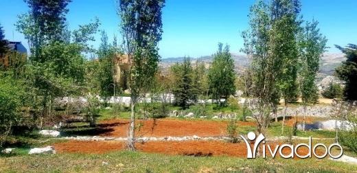 Terrain dans Fakra - L07954 - Land for Sale in Faqra Club - Cash!