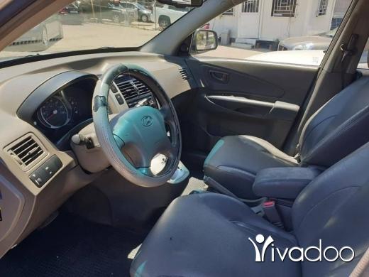 Hyundai in Beirut City - 2006 HYUNDAI TUCSON V6