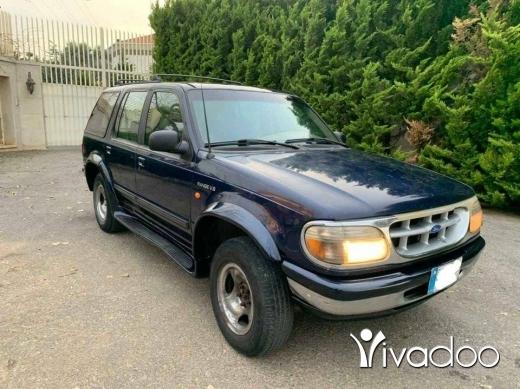 Ford in Beirut City - فورد / Explorer / موديل ١٩٩٦