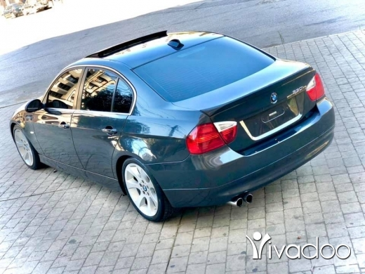 BMW in Tripoli - BMW 330i
