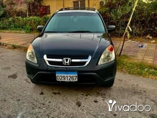 Honda in Tripoli - Honda CRV (2002)