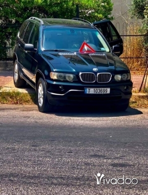 BMW in Tripoli - bmw X5 3.0 (2003)