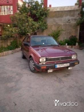 Honda in Akkar el-Atika - هوندا سيفيك أنقاض مودال 83