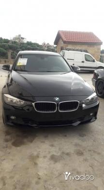 BMW in Tripoli -  Bmw 320 i f 30 2014