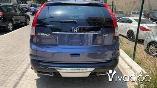Honda in Tripoli - crv