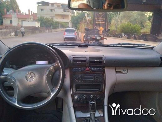 Mercedes-Benz in Zgharta - C240,2003