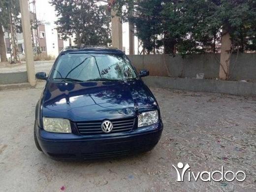 Volkswagen in Nabatyeh - جولف ٤ سيلاندر