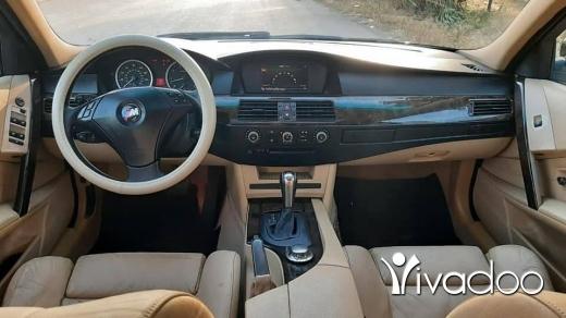 BMW in Tripoli - - BMW E60 525 / 2004