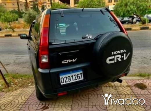 Honda in Tripoli - CRV (2002) 4x4
