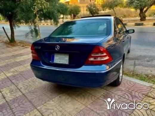 Mercedes-Benz in Tripoli - Merccedes C240 (2004)