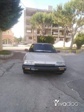 Honda in Saida - honda accord 1987