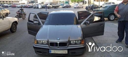 BMW in Tripoli - Boy 320
