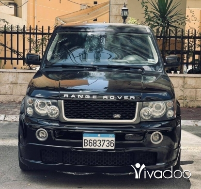 Rover in Baalback - رانج سبور ٢٠٠٦
