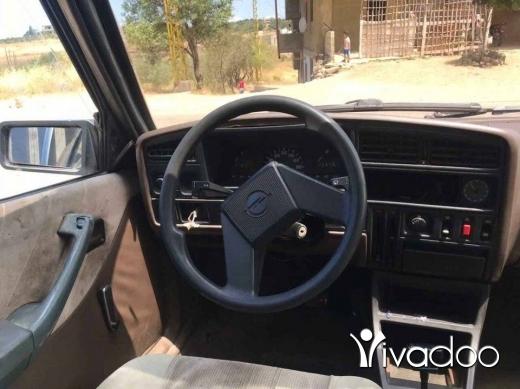Opel in Tripoli - اوبل اسكونا موديل ٨٦