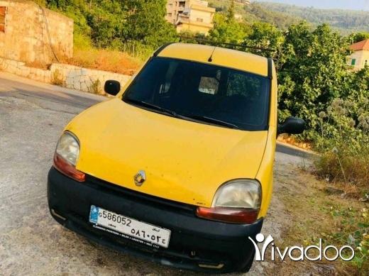 Renault in Zgharta - Rapid kango