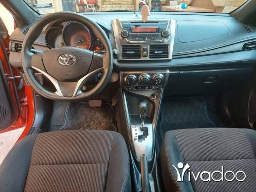 Toyota in Sour - Toyota Yaris 2017 خارقة النضافة
