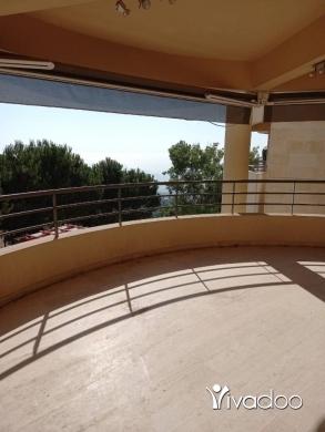 Penthouse in Broumana - برمانا شقق فخمة للبيع مطلة بحر، View panoramic
