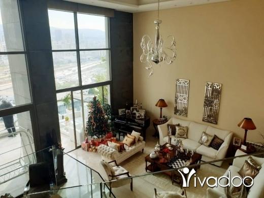 Duplex in Achrafieh - L07796- Duplex for Sale in Achrafieh with an Open View - Cash!