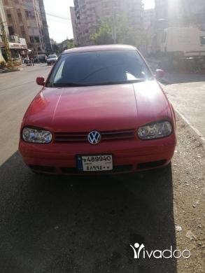 Volkswagen in Sour - golf 4 1999 car ndifeh Ma3 bi2a