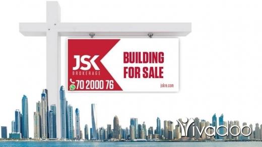 Whole Building in Mechmech - L08078 - Under Construction Building for Sale in Mechmech - Cash!