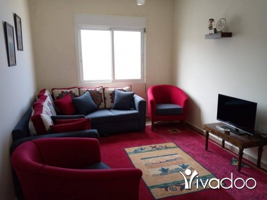 Apartments in Qartaboun - L08209 - Furnished Apartment for Rent in Qartaboun with Panoramic Sea View - Cash!