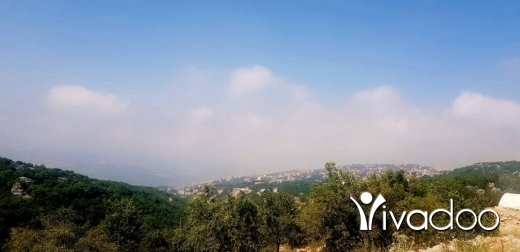Land in Reyfoun - L08266 - Land for Sale in Rayfoun with Panoramic View - Cash!