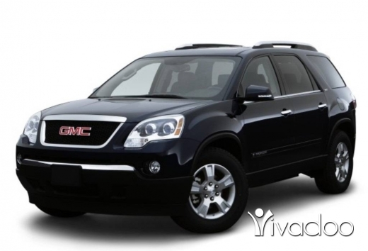 GMC in Furn Al Chebak - Acadia 2007 Fully loaded with 4 digits plate number