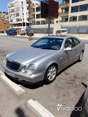Mercedes-Benz in Ghaziyeh - Mercedes clk 320