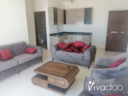 Apartments in Fanar - L08003 - Furnished Apartment with Terrace and Beautiful View for Rent in Fanar - Cash!