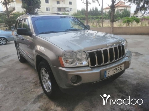 Jeep in Zahleh - جيب موديل 2006