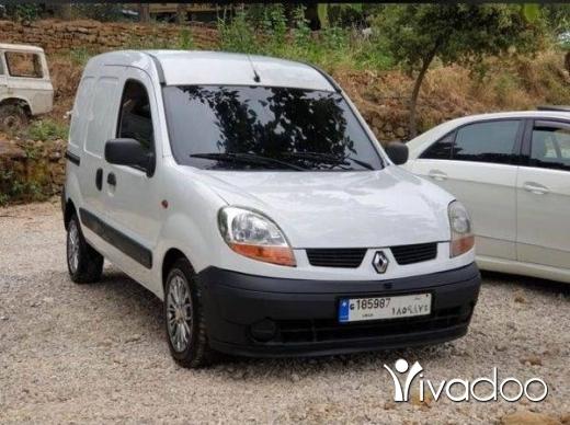 Renault in Akkar el-Atika - Kango موديل ٢٠٠٤