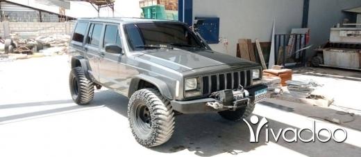 Jeep in Zahleh - Cherokee XJ