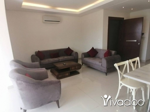 Apartments in Bouchrieh - L07738 - Furnished 3-Bedroom Apartment for Rent in Bouchrieh - Cash!