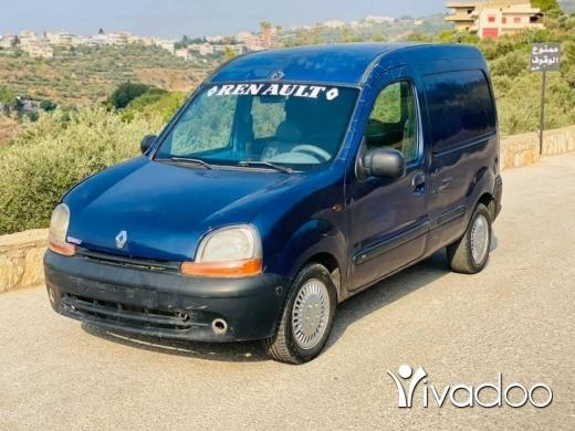 Renault in Akkar el-Atika - renault kangoo